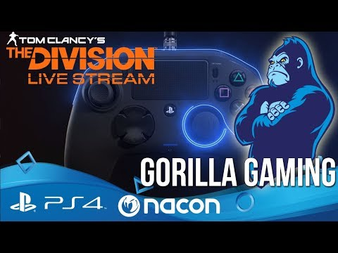 [The Division] 🔫🦍Harambe's Vengeance🦍🔫 🔴500 Sub Giveaway Coming🔴