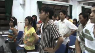 Khóa Học Thanh Nhạc - Gx Tam Hải ( Thủ Đức ) : Hướng Dẫn Lấy Hơi - Phần 2