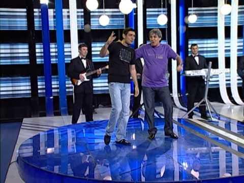 Ljuba Alicic i Dejan Alicic - Dajte da pije drugar moj - Gold Music - ( TV Pink 2011 )