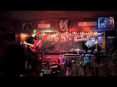Hudson Glover Live at Superbad, Jayapub, Jakarta.