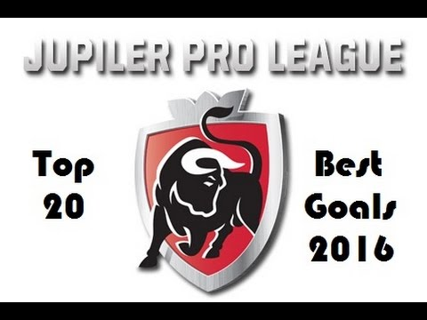 Top 20 Best Goals Jupiler Pro League (Belgium) 2016