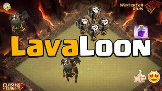 Clash Of Clans - Town Hall 11 3-star - LavaLoon - Cracker vs #3