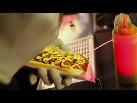 Beny's hot dog / NBA Playoffs / Cinéma CGR Torcy  Marne La Vallée