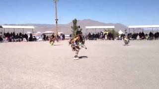 Paiute Indian Pow Wow Dance Battles