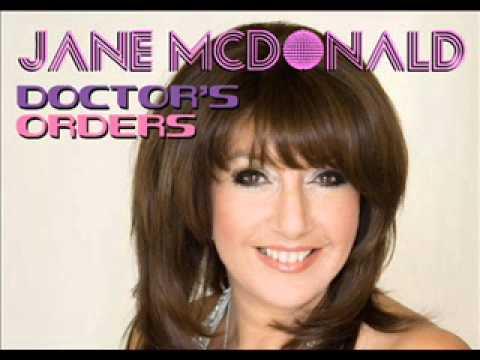 Jane McDonald - Doctor's Orders