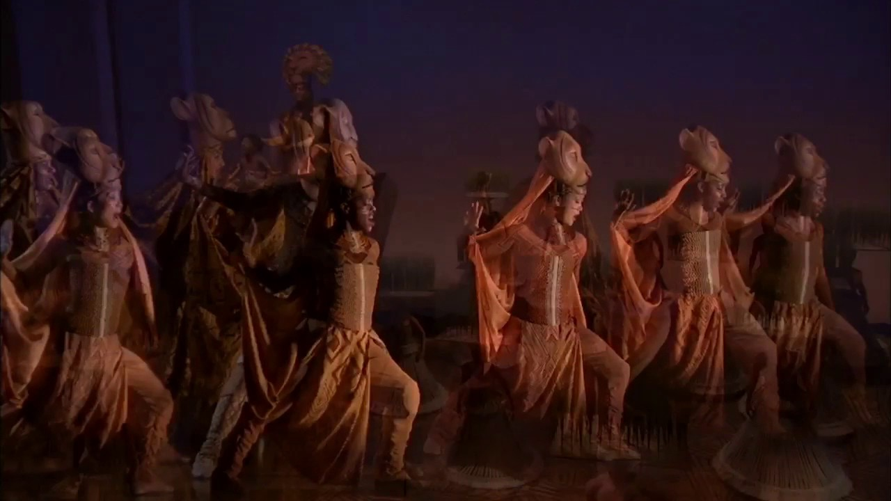 The Lion King Broadway Musical Trailer