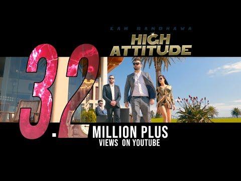 High Attitude || Kam Randhawa Ft. Mr Dee || SS Production || Latest Punjabi Songs 2018