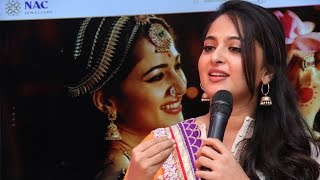 After acting in Rudhramadevi, I got a liking towards jewelleries - Anushka