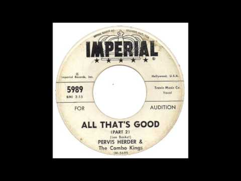 All That's Good (part 2)-Pervis Herder-'63-Imperial 59892