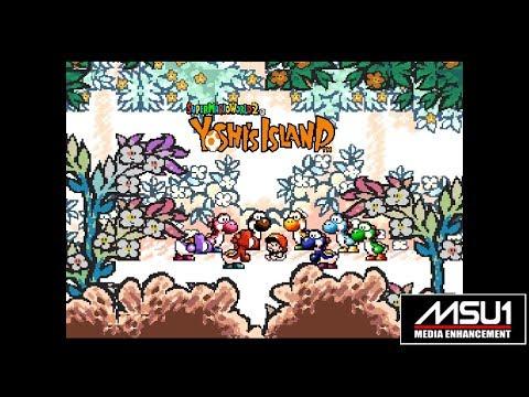 SNES MSU1 Super Mario World 2: Yoshi's Island