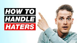 How to Deal with Haters and Negative Comments on YouTube