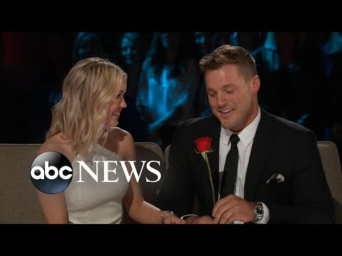 'Bachelor' bombshell leaves Colton and Cassie together l GMA