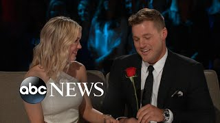 \'Bachelor\' bombshell leaves Colton and Cassie together l GMA