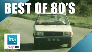 Top #5 les voitures Renault des années 80 | Archive INA