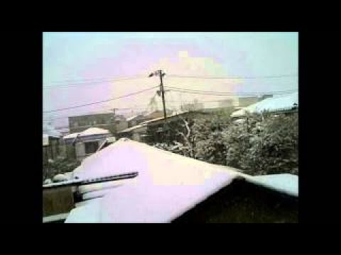 Tokyo, Japan Covered with Snow (February 8, 2014) Heaviest Snowfall in 13 Years