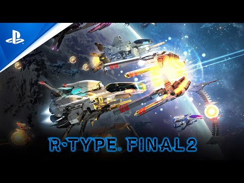 R-Type Final 2 - Gameplay Trailer | PS4