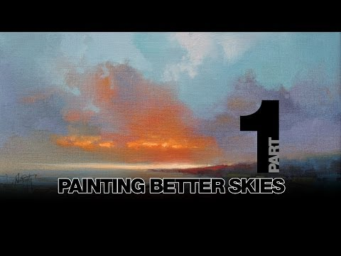 How to Paint Better Skies