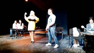 Неперевершена і розкута Леся Мудрак у #Rivne
