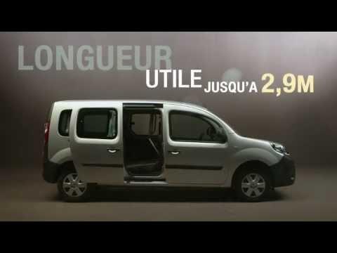 Renault Kangoo Express - L'utilitaire vraiment particulier