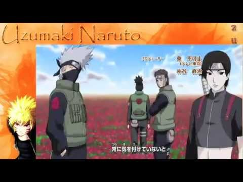 Naruto Shippuuden Opening 4 English Dub