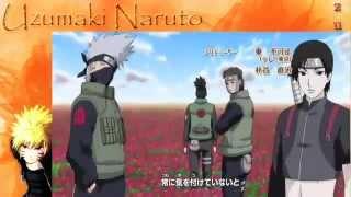 Repeat youtube video Naruto Shippuuden Opening 4 English Dub