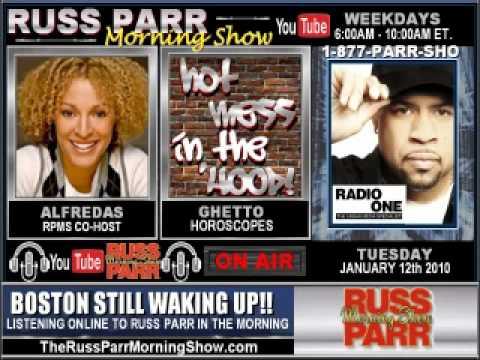 Russ Parr Morning Show - The Ghetto Horoscopes!!