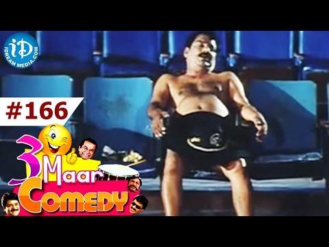 COMEDY THEENMAAR - Telugu Best Comedy Scenes - Episode 166