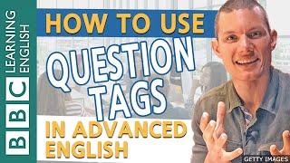 BBC Masterclass: Question tags mp3