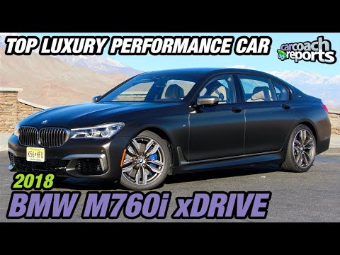 2018 bmw m760i top luxury performance car youtube. Black Bedroom Furniture Sets. Home Design Ideas