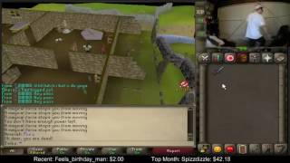 Bug Eyed Garage PKer's Dildo Gets Turned On While Live (BASS BOOSTED) (EXTREME) (INAUDIBLE)