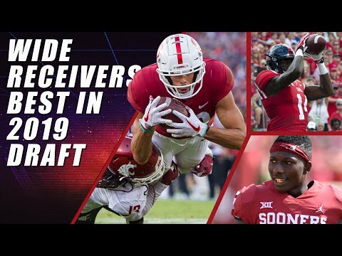 Best Wide Receivers: NFL Draft 2019
