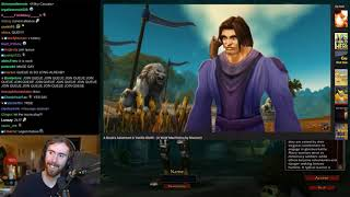 Asmongold Reacts to WoW Classic Machinima's Just Before The Launch of WoW Classic