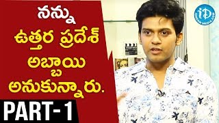 Actor Naveen Polishetty & Director Swaroop RSJ Interview Part #1 || Talking Movies With iDream