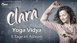 Clara unterwegs - Yoga Vidya - 5 Tage im Ashram