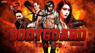 The Bodyguard Hindi Trailer Chinese Action Movies | Releasing Soon on Cinekorn Entertainment