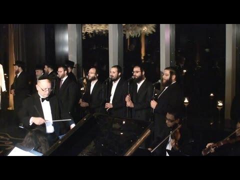 Yumi Lowy & Yedidim Choir Chupah At The Mandarin Hotel NYC- An Aaron Teitelbaum Production