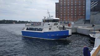 МОРСЬКА ПРОГУЛЯНКА ДОВКОЛА СТОКГОЛЬМА.Royal Canal Tour Stockholm Boat trips, tours in Stockholm