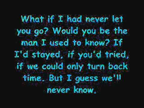 Kate Winslet - What If Lyrics Video