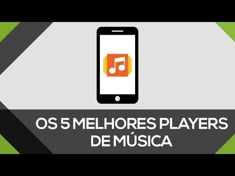 Os 5 melhores players de música para Android | OS MAIS COMPLETOS E BONITOS