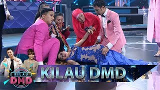 Download lagu Sedang Asyik Bernyanyi Penyanyi Cantik Ini Tiba Tiba Pingsan Kilau DMD MP3