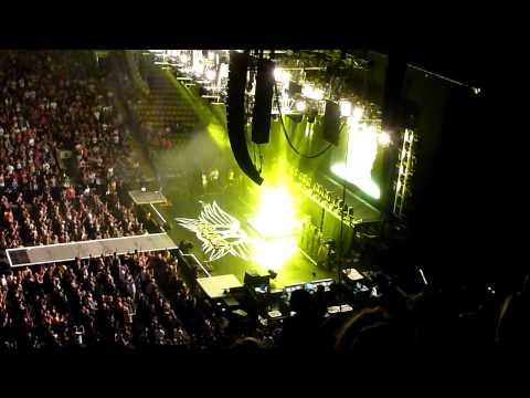 Aerosmith Drum Solo