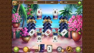 Solitaire Beach Season: A Vacation Time (Gameplay) Full HD