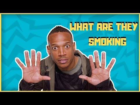 Marlon Wayans being Childish (Funny Moments)