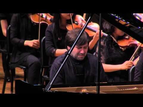 ALEXANDER KORSANTIA ~ Beethoven 4 Piano Concerto in G Major Op. 58