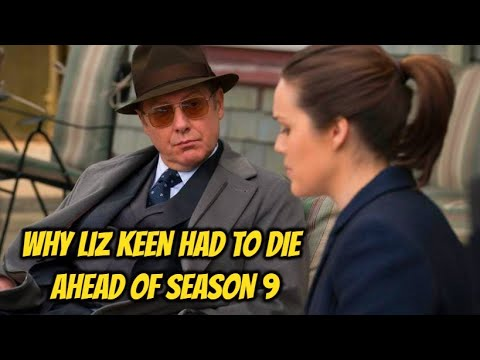Download The Blacklist Season 9   Is This the Real Reason Liz Keen Had to Die?