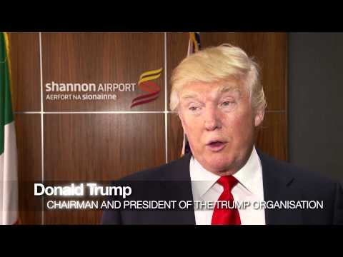 Donald Trump pledges millions to County Clare