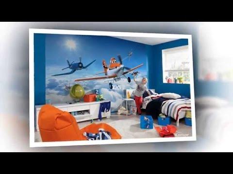 Детская комната для мальчика 3 года