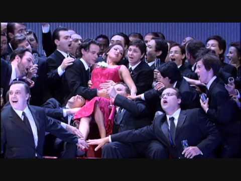 Verdi La Traviata Netrebko & Villazon Salzburg 2005 - YouTube