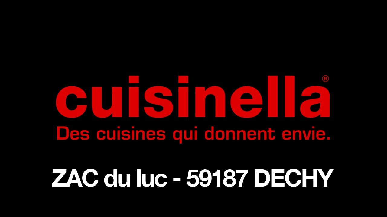 Cuisinella Dechy Youtube