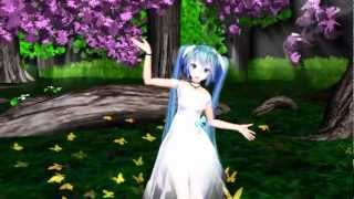 【MMD】Miku Hatsune - Hello, how are you